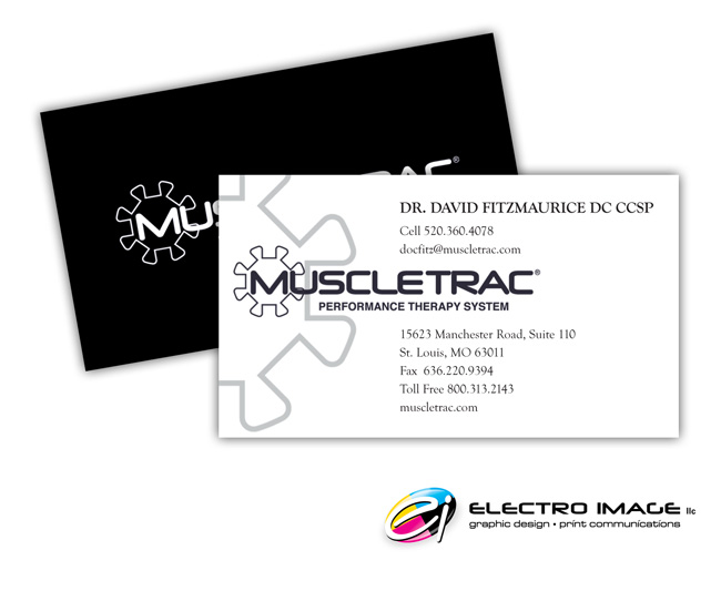 business card printing st louis