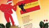 Restaurant Holiday Promotion Graphic Design