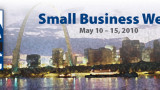 Small Business Week Banner Display