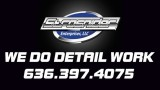 Large format printing-Strosnider Automotive Detail
