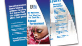 "Call for Help Brochure ""Sexual Harassment"""