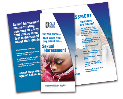 Sexual Harassment Brochure Sexual Harassment -