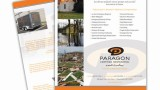 Paragon brochure design