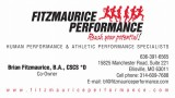 fitzmaurice-performance-business-card