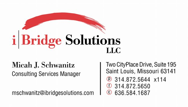 ibridge-solutions-business-card