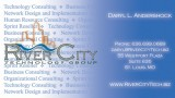 Electro Image delivers print business cards for River City, Missouri