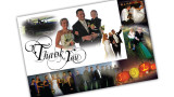 We created a great 'Thank You' postcard for newlyweds. They supplied the photos and we created a custom mailer to mail to family and friends!