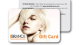 Gift card printing for Business and Fundraising