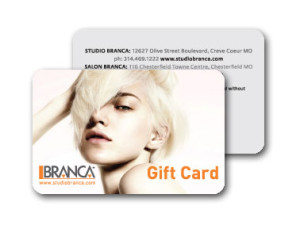 Loyalty Card for Spa
