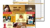 Coffee Fundraiser Brochure