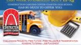 School Recruitment Postcard