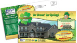 Go Green! Postcard marketing is cost-effective