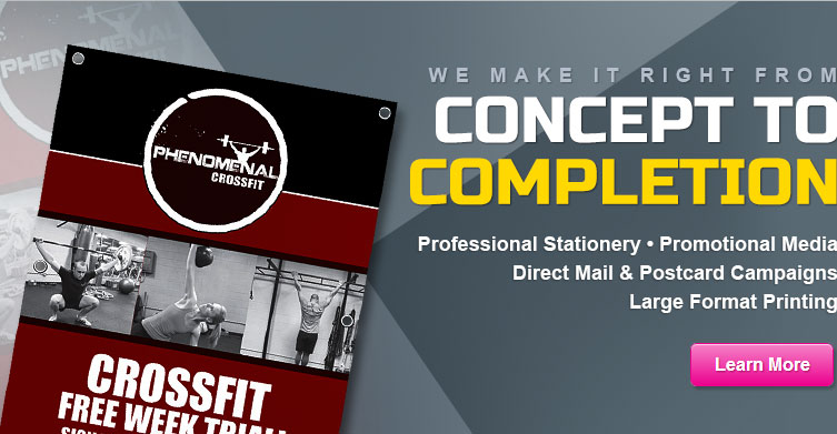 We Make it Right From Concept to Completion