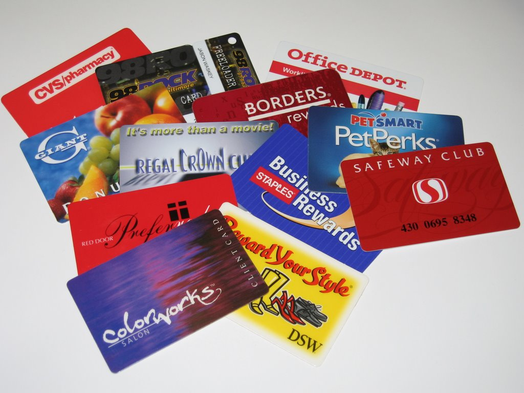 Card companies still make a profit on us, as vendors pay a fee to credit card companies for the priveledge of credit card access. Even though their profit margin is less on us, they still come out.