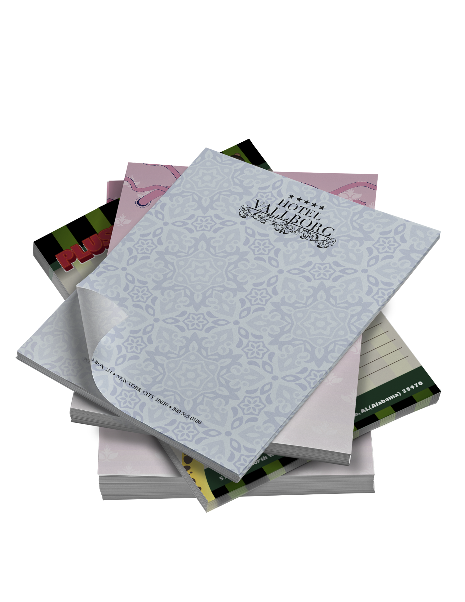 Marketing With Custom Printed Notepads