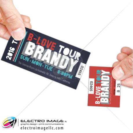 Event Tickets Brandy