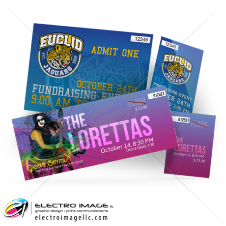 Event Tickets Lorettas Euclid
