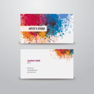 artist_business_card