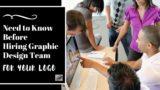 hiring graphic design team